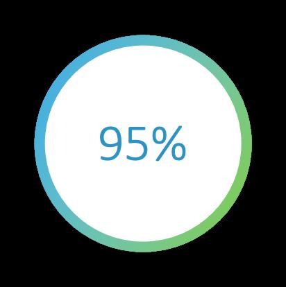 95%-2